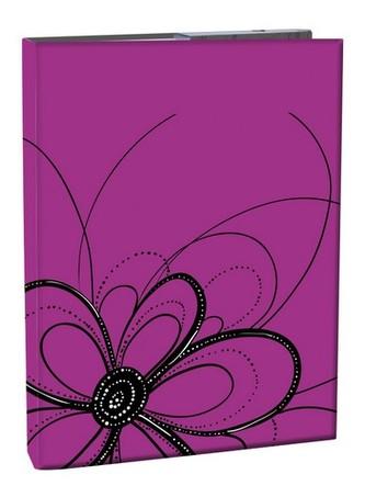 Box na sešity A4 - Violet