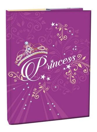 Box na sešity A4 - Princess