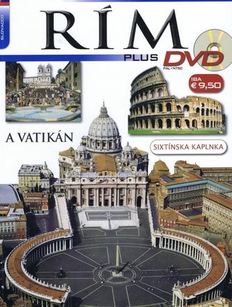 Rím  + DVD