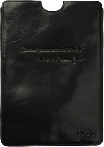 Puzdro 19x27 Viewegh čierna koža Samsung Galaxy Tab 10.1