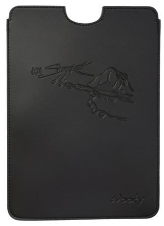 Puzdro 17x24 Saudek čierna umelá koža Wooky tablet 2.0