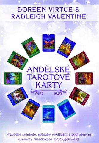 Andělské tarotové karty - Doreen Virtue
