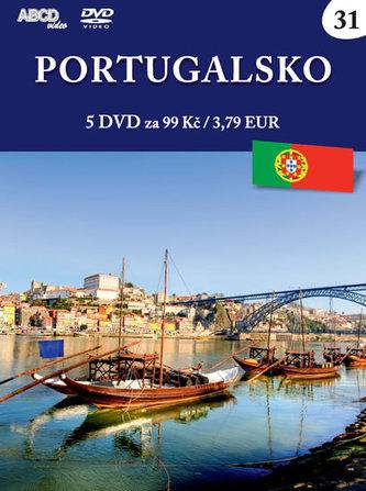 Portugalsko - 5 DVD