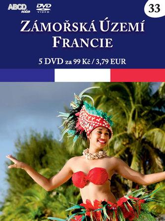 Zámořská území Francie - 5 DVD