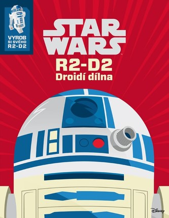 Star Wars - R2-D2 Droidí dílna + model robota