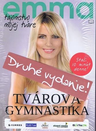Emma - Tvárová gymnastika set - ( kniha, DVD)