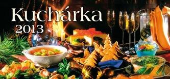 K - Kuchárka - 2013 - stolový S015