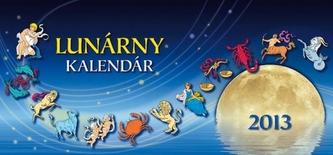 K - Lunárny kalendár - 2013 - stolový S019