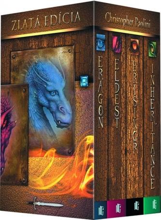 Odkaz Dračích jazdcov – Eragon, Eldest, Brisingr, Inheritance