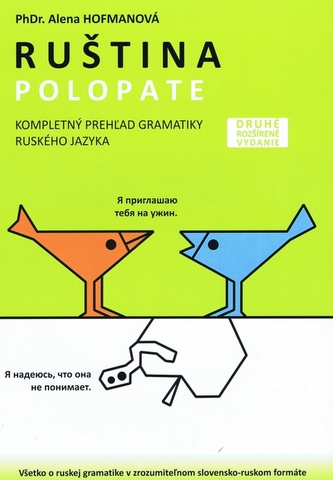 Polopate - Ruština-2.vydanie-kompletný prehľad gramatiky