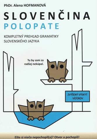 Polopate - Slovenčina-kompletný prehľad gramatiky