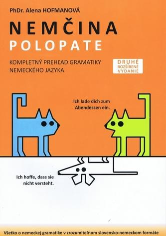 Polopate - Nemčina-2.vydanie-kompletný prehľad gramatiky