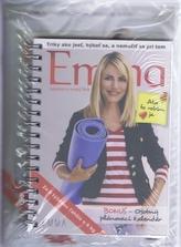 EMMA - Tajomstvo mojej línie (set kniha + dvd)