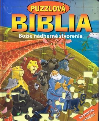 Puzzlová Biblia – Božie nádherné stvorenie