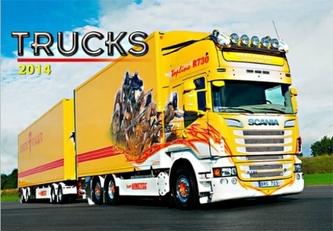 K -Trucks - 2014 nastenný N30