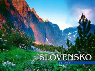 K -Slovensko de luxe 2014 nastenný N52