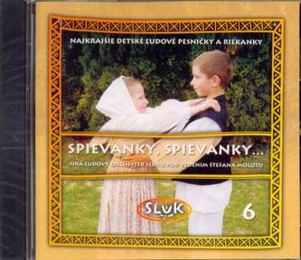 CD-Spievanky, spievanky 6