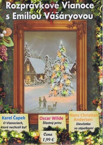 Rozprávkové Vianoce 3CD