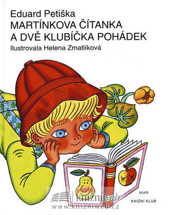Martínkova čítanka a dvě klubíčka pohádek - 2. vydání