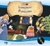 CD-Najkrajšie rozprávky 19- Lomidrevo,Popoluška