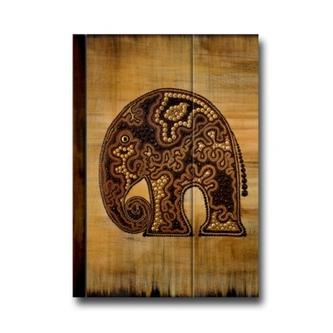 Poznámkový blok PB BIG s magnetom - slon