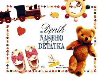 Deník našeho děťátka - 2. vydání