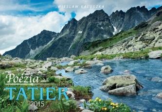 K-Poézia Tatier 2015 nástenný N55