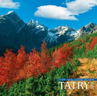 K-Tatry 2015 nástenný N57