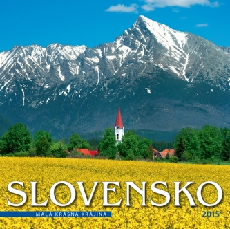 K-Slovensko 2015 nástenný N56