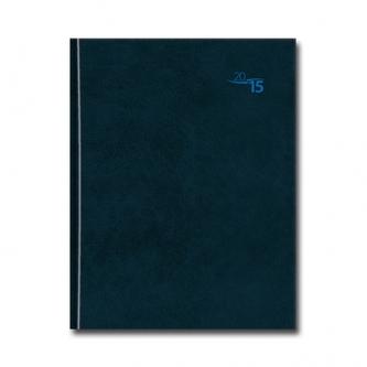 D - Denný diár PRAKTIK - modrý