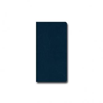D - Vreckový diár - modrý