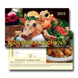 K-Slovenská kuchyňa 2015 stolový S11