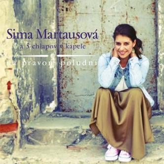 Sima Martausová Na pravom poludní CD