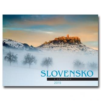 K-Slovensko v obrazoch 2015 -Nastenný N52