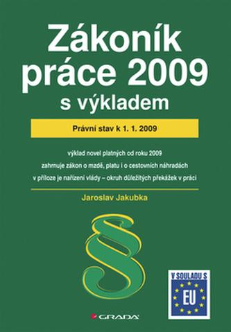Zákoník práce 2009 s výkladem