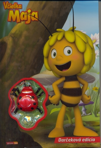 Včielka Maja - s hračkou