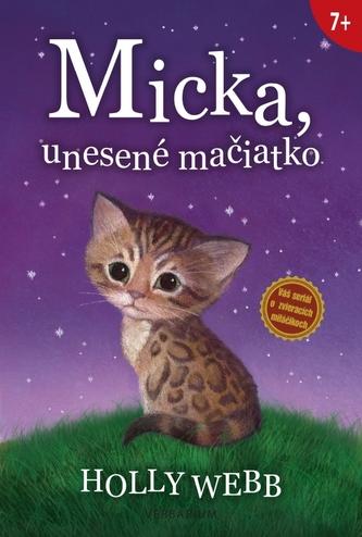 Micka, unesené mačiatko