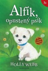 Alfík, opustený psík