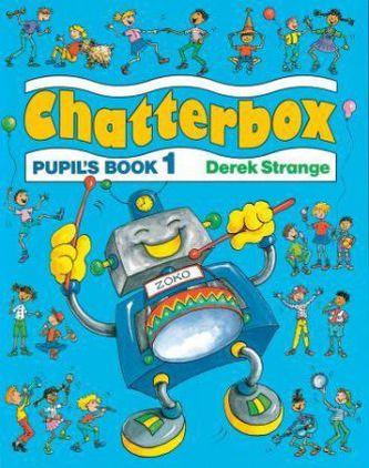Chatterbox - Pupil´s Book 1 - Strange Derek