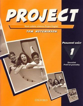 Project 1. - pracovný zošit