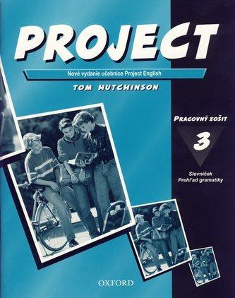 Project 3. - pracovný zošit -nové vyd.