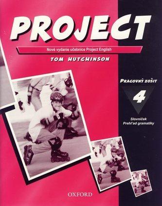 Project 4. - pracovný zošit