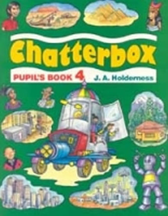 Chatterbox 4 Pupil´s Book - Laar, Bill; Holderness, Jackie
