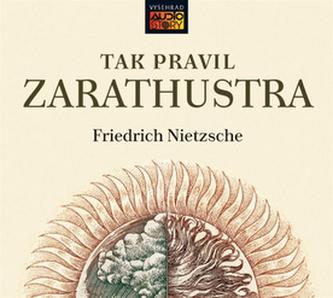 Tak pravil Zarathustra - CDmp3