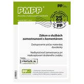 PMPP 11/2015 Zákon o službách zamestnanosti s komentárom