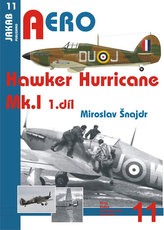 Hawker Hurricane Mk.I - 1.díl