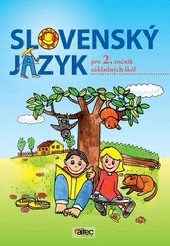 Slovenský jazyk pre 2. ročník ZŠ – učebnica
