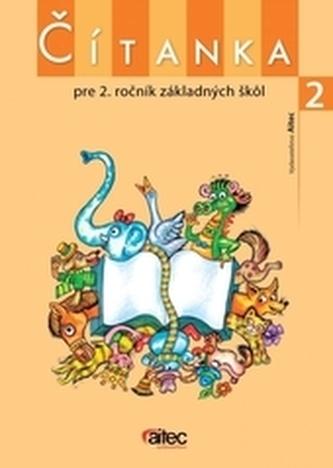 Čítanka pre 2. ročník ZŠ – učebnica