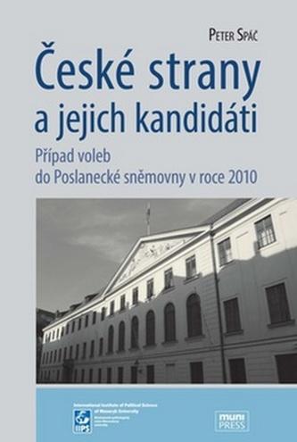 České strany a jejich kandidáti