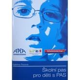 Školní pas pro děti s PAS